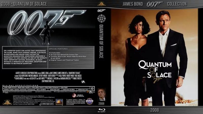 New bond movie after quantum