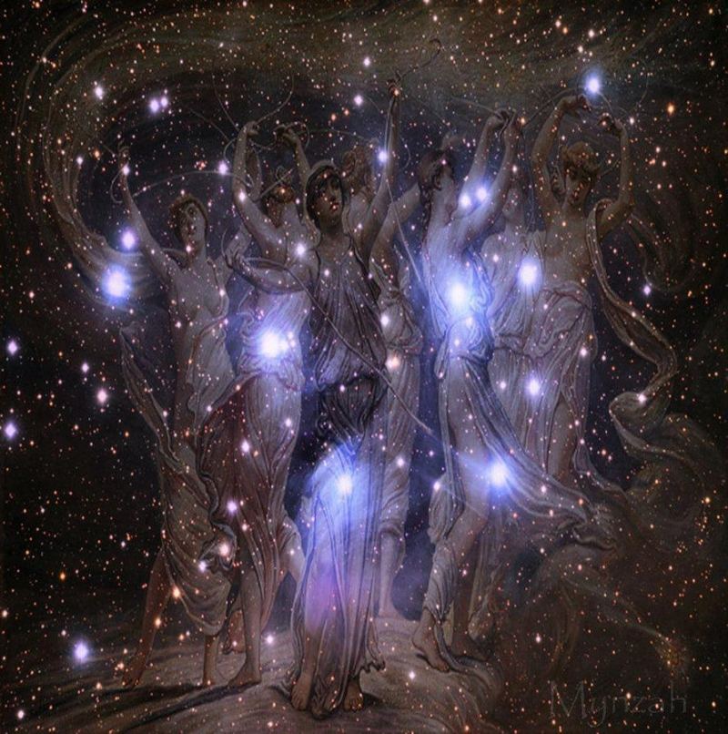 Light Of The Pleiades