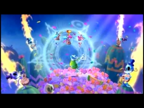 Rayman Legend OST - Eye of the Tiger Mariachi Madness
