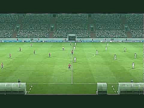 PES 2013 UEFA Champions League - Group Stage 1 - Losc Lille-Real Madrid