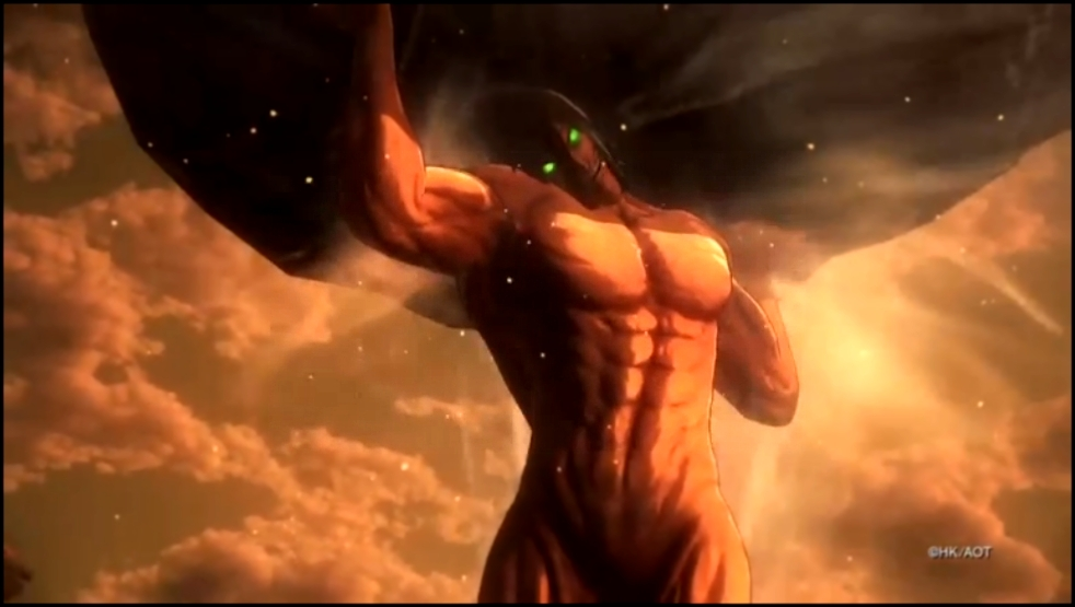 Attack on Titan: Wings of Freedom - E3 2016 Trailer