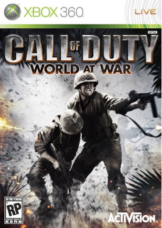 "223445566 - OST ""Call of Duty 5 World at War""Тема Советской Компании П. Егиков"