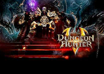 Dungeon Hunter 5 - Soundtrack OST - 11 Fighting Acantha, the Nature's Wrath Boss Fight