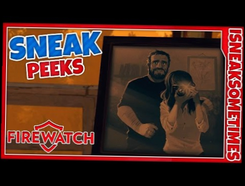 """THANKS FOR THE BOOMBOX KID"" - Firewatch Part 1? 