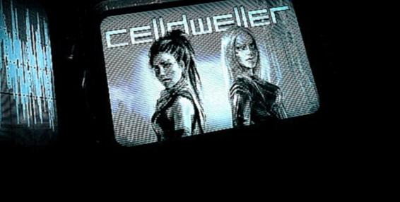 Celldweller - Patched In [Точка Z - Любовь К Тебе] Vers 2.0