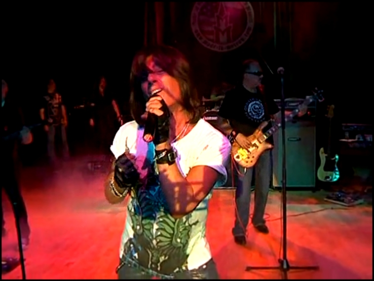 "Joe Lynn Turner - ""Can`t let you go"" (Made in Moscow. Live 2012)"