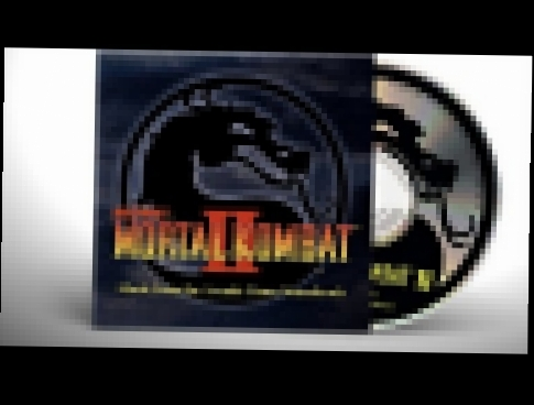 Mortal Kombat II Music from the Arcade Game Soundtrack