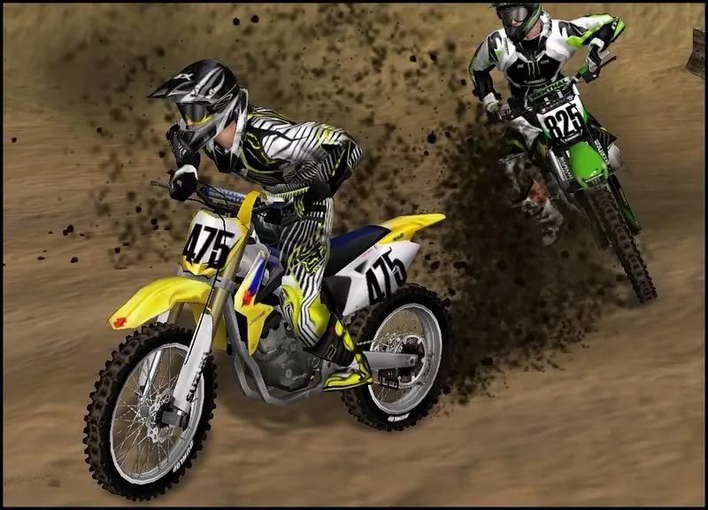 3Volution - Holeshot MX vs. ATV Reflex OST