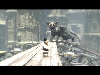 The Last Guardian - E3 2015 Gameplay
