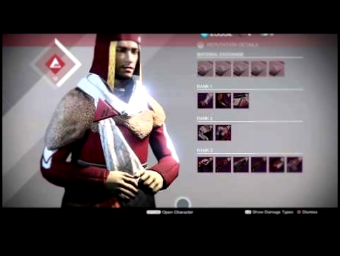 Destiny world's first NO TIME TO EXPLAIN exotic pulse rifle quest completed and GAMEPLAY!