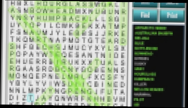 Word Search (Film 2) (31.03.2015)