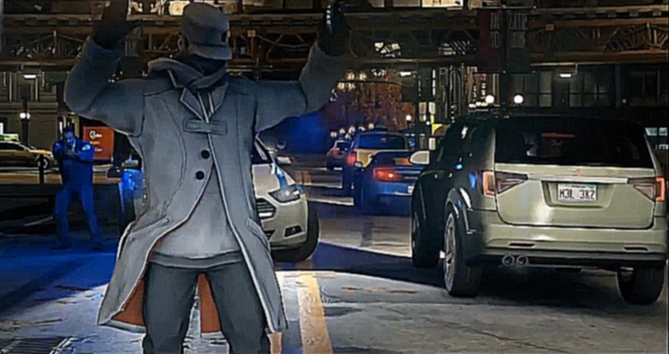 Watch Dogs - Exclusive PS4/PS3 Content Trailer [RU]