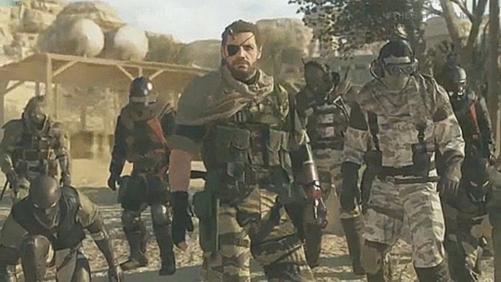 Metal Gear Solid 5: The Phantom Pain - Multiplayer Gameplay Trailer