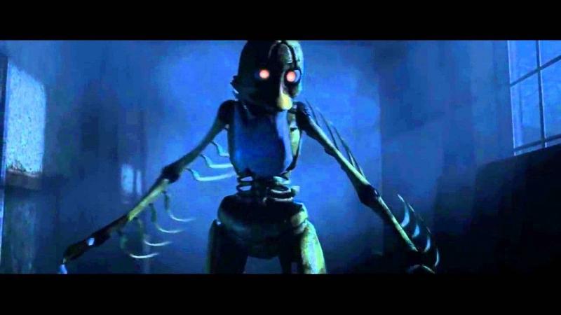 Клип 5 ночей с фредди ''я монстер''(music video)#6.