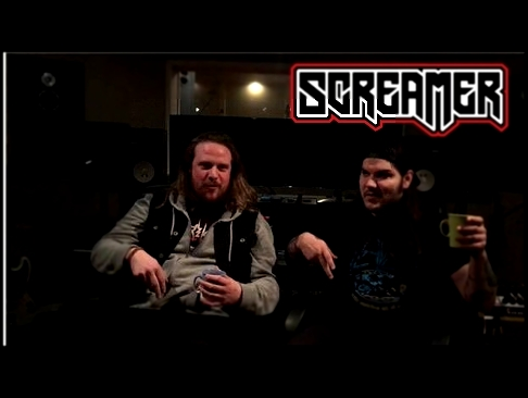 Screamer - Hell Machine (Track By Track pt.5)