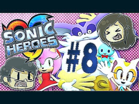 We Finished it, We're Sorry | Sonic Heroes | Part 8 (DokiDoki Gaming)