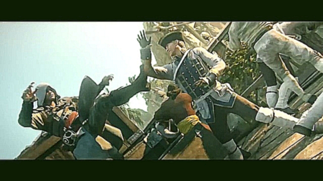Assassin's Creed IV- Black Flag — Русский трейлер!