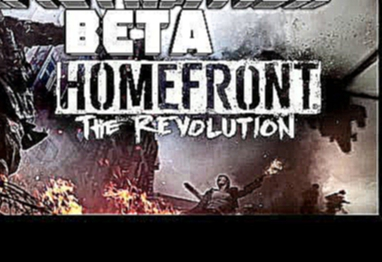 Homefront, The Revolution: Infiltration Beta