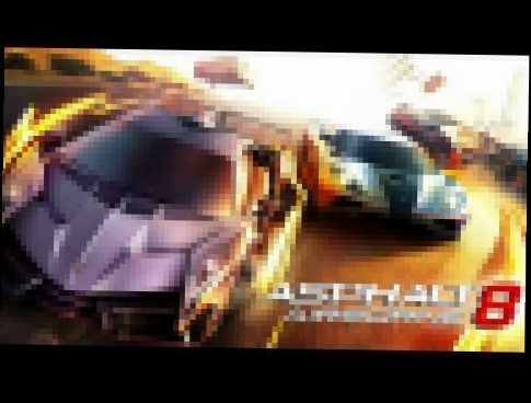 Burn It Down - AWOLNATION【Asphalt 8 Airborne OST】.