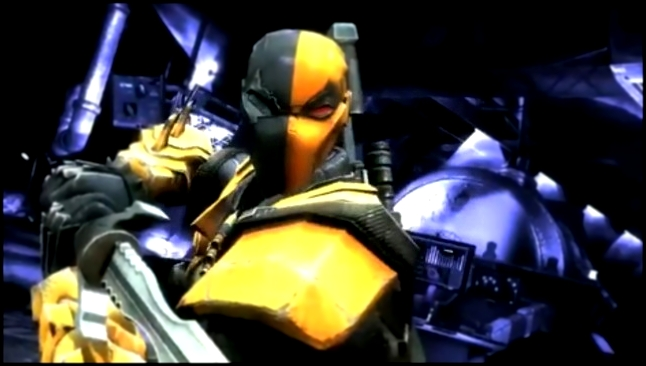 Injustice Gods Among Us — Deathstroke