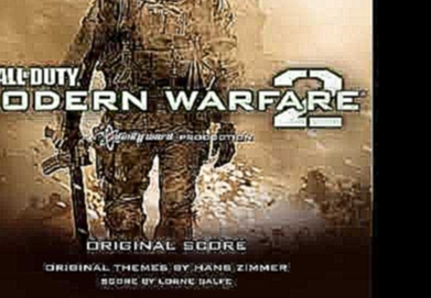 Call of Duty Modern Warfare 2 OST Opening Titles