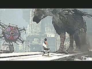 The Last Guardian PS4  E3 2015
