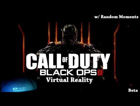 Call of Duty: Black Ops 3 (Oculus Rift Dk2) This is Difficult!