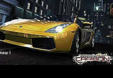 Need For Speed: Carbon Soundtrack - Hip-Hop/Grime