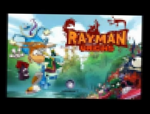 Sea of Serendipity -The Eels' Chase- - Rayman Origins [Soundtrack]