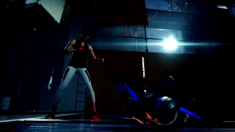 Mirror's Edge Catalyst - Combat Trailer