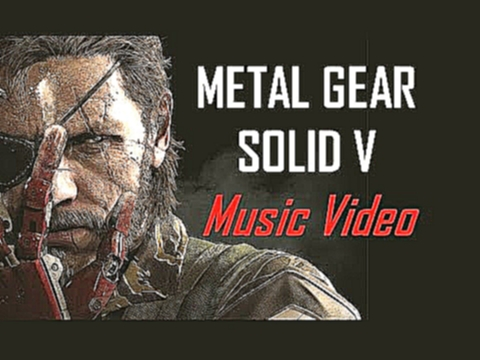 Metal Gear Solid V - Music Video (Quiet / Rain Theme)