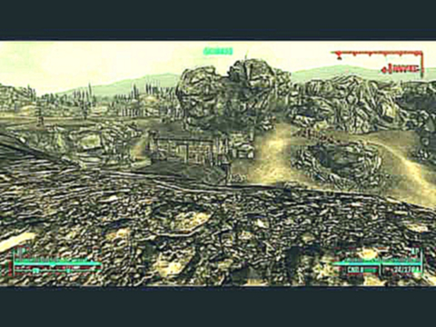 Playing Fallout 3 Part 63 (Knocking Hell's Gate)