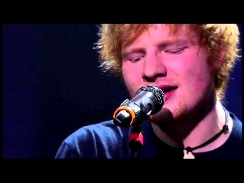 The Parting Glass - Ed Sheeran (from Mini Acoustic Gig on Belgian TV )