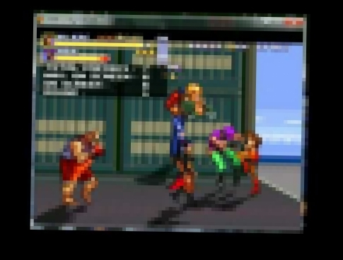 "MFA Gaming research projects (sor ""streets of rage or bare knuckles)"