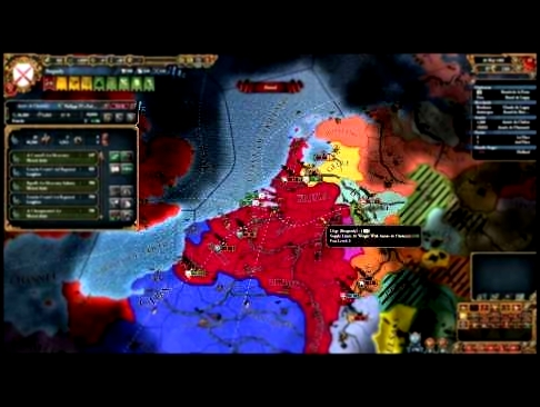 Let's play Europa Universalis 4 (Burgundy) [6] The battle of Utrecht