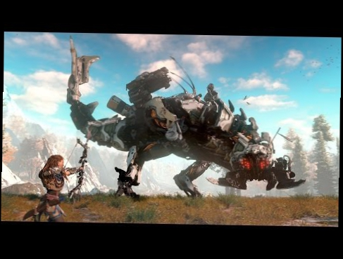 Horizon Zero Dawn Trailer E3 2015 in UltraHD 4K EXCLUSIVE PS4