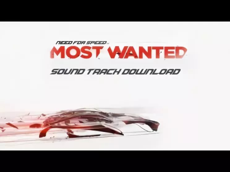 Anjunabeach NFS MOST WANTED 2012