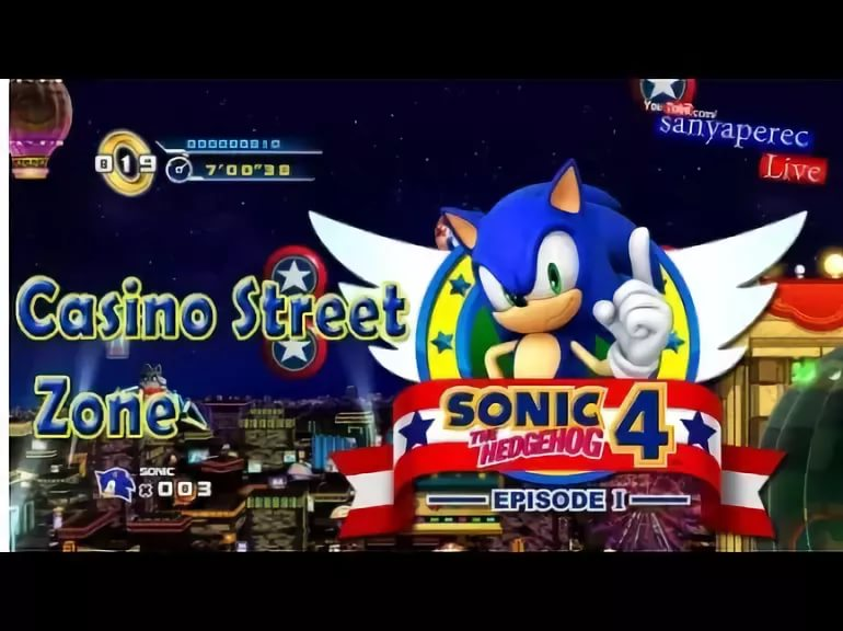 Abreu Project - Casino Night Zone Sonic The Hedgehog 2