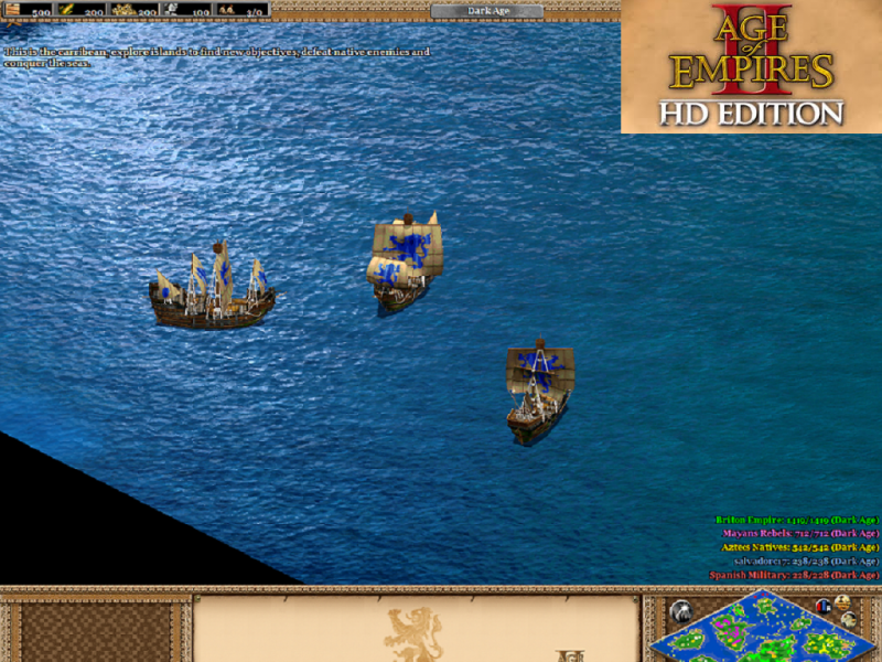 Age Of Empires 1 - Conquest