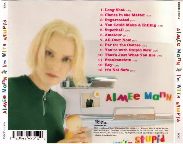 "Aimee Mann - You Could Make A Killing ф ""Жестокие игры"""