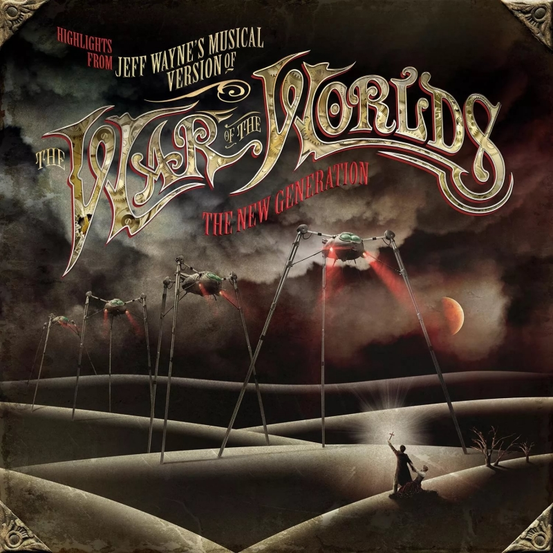 "Alex Clare - ""Thunder Child"" из оперы THE WAR OF THE WORLDS The New Generation - Radio Edit"