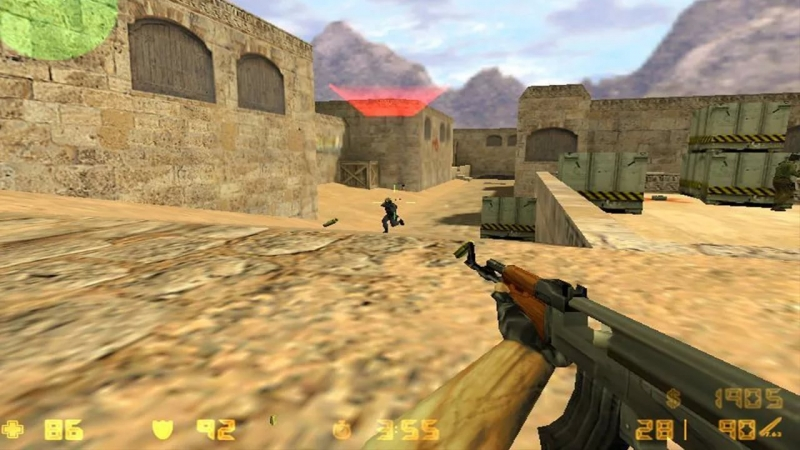 Alex - Counter Strike 1.6 and Counter Strike Source