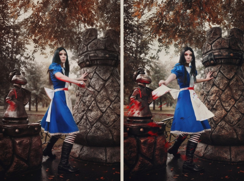 Alice Madness Returns - My life Madness