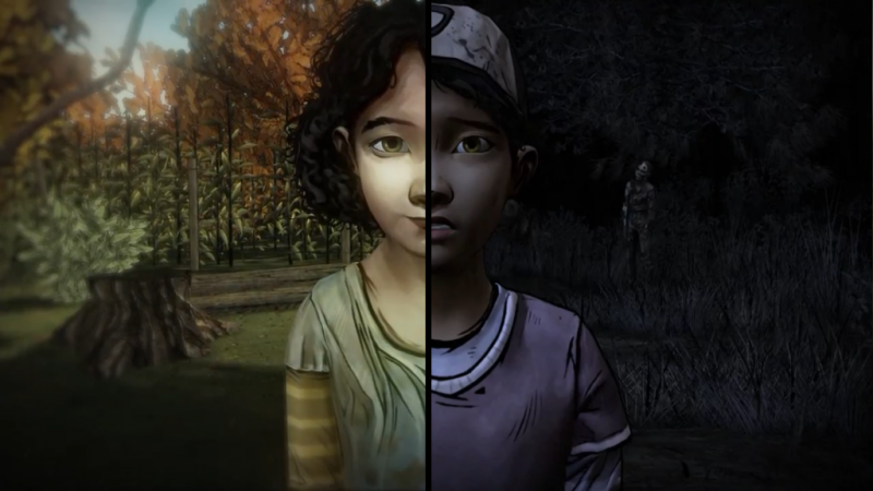 "Alice Zodiac - In The Pines  cover Janel Drewis, The Game ""The Walking Dead"", season 2"