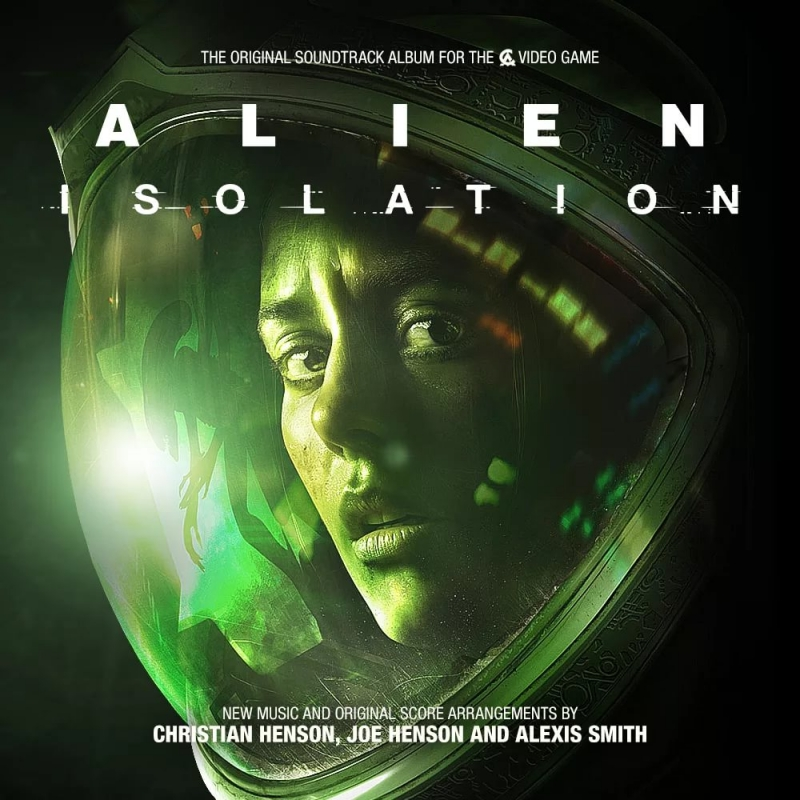 Alien Isolation - Complete Videogame OST