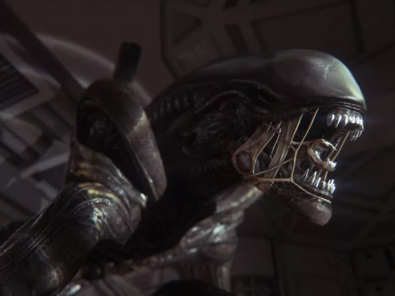 Alien- Isolation - Creating The Egg