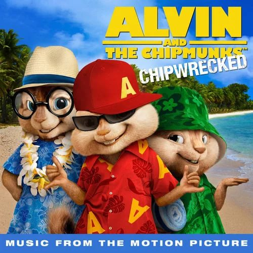 Alvin and the chipmunks - Club Can't Handle Me. - OST Элвин и Бурундуки 3.