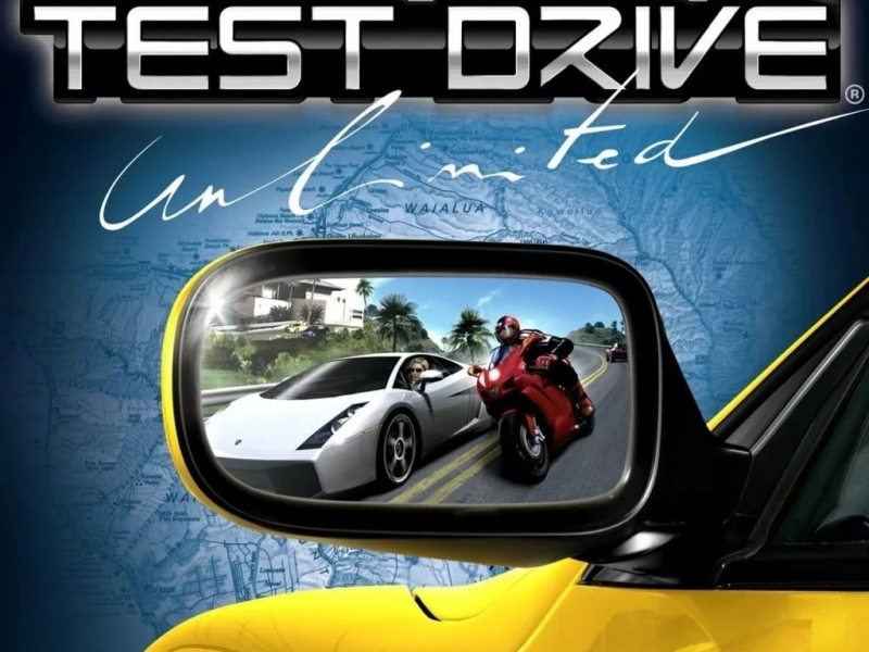 And I'm hip - Sgt.Rock Test Drive Unlimited OST