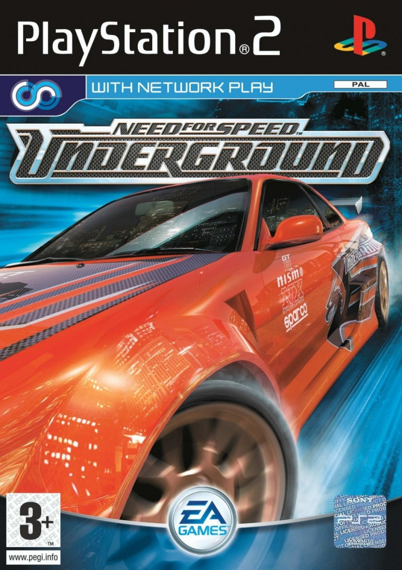 Andy Hunter / OST Need For Speed Underground 2004 - The Wonders Of You