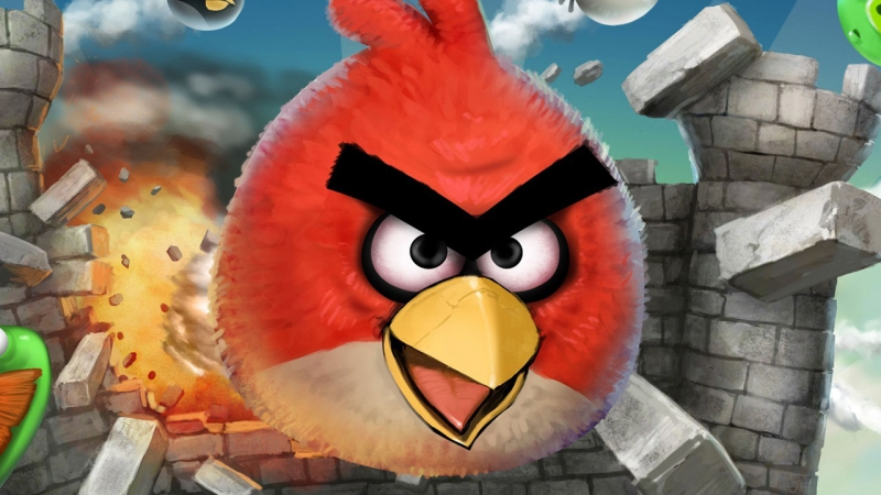 Angry Birds - Just Two Of Us